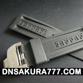 フェラーリ45mmケース(ラグ幅24mm)用