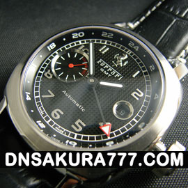 フェラーリ&パネライグラントゥーリズモ GMT