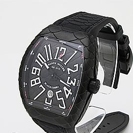 フランク・ミュラー ヴァンガード ブラックコブラ V45 SC DT AC NR BLACK COBRA