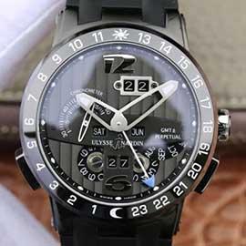 ユリスナルダン El Toro GMT UN-32自動巻き