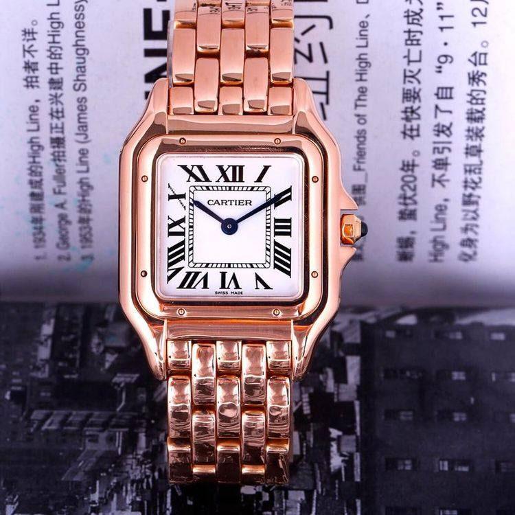 カルティエ パンテール ドゥ カルティエ MM WGPN0007 コピー時計