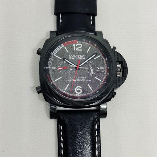 パネライ最新品コピー時計 ルミノール ルナ・ロッサ レガッタ PAM01038