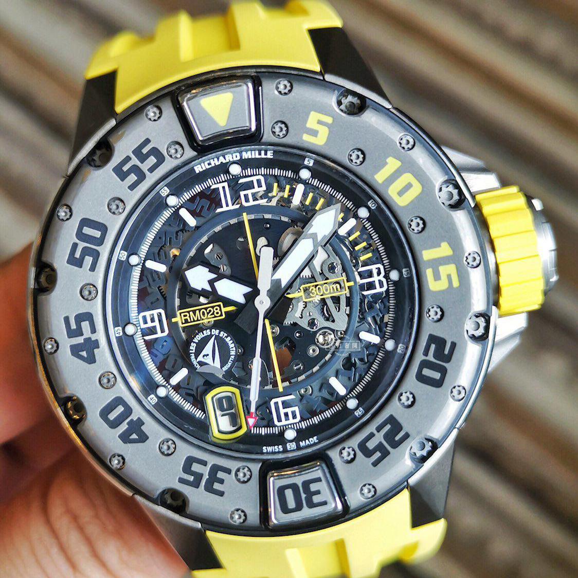 リシャール ミル オートマチック RM028コピー時計