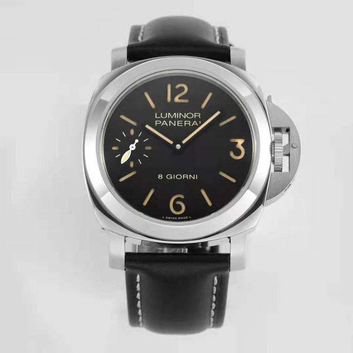 新品パネライ コピー時計 ルミノールマリーナ 8デイズ PAM00915