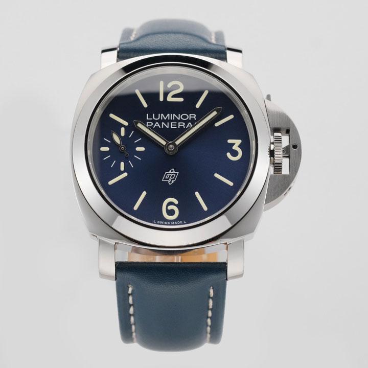 パネライ  コピー時計 ルミノール ロゴ 44mm 手巻きメカニカル