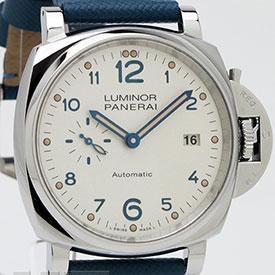 オフィチーネ パネライコピー時計 ルミノール ドュエ 3デイズ オートマティック アッチャイオ PAM00906 最新品