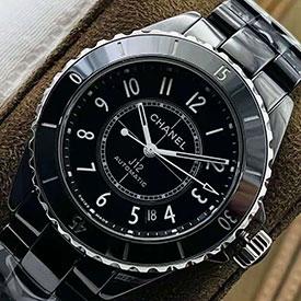 2021最新品シャネル ジェイ トゥエルヴ H5697 ブラック セラミック 38mm コピー時計
