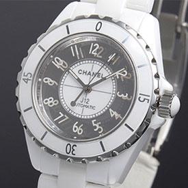 シャネルJ12コピー時計 38 ミラー 世界限定1200本 H4862 新品