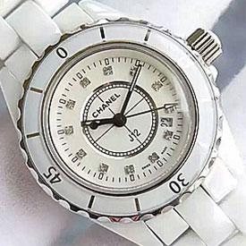 最高級 シャネルJ12コピー時計 Swiss Eta社ムーブメント 33ミリ 新品