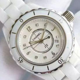 シャネルJ12 コピー時計 Swiss Eta社ムーブメント 33ミリ [人気新品]